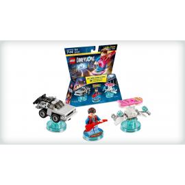 Pacchetto livello Ritorno al Futuro - Lego Dimension 71201