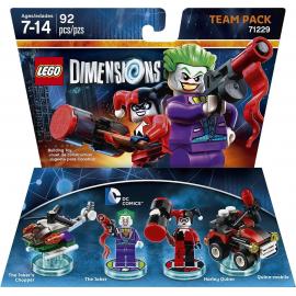Pacchetto squadra DC Comics - Lego Dimension 71229