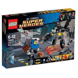 La furia di Gorilla Grodd - Lego DC Comics 76026