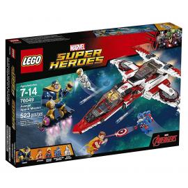 Missione spaziale dell'Aven-jet - Lego 76049