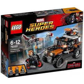 L'audace rapina di Crossbones - Lego 76050
