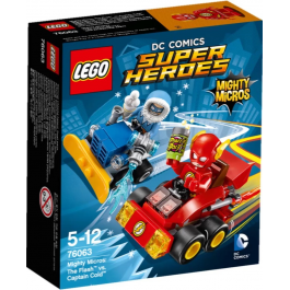 Mighty Micros: Flash contro Captain Cold - Lego DC Comics 76063