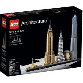 New York City - Lego Architecture 21028