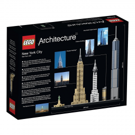 New York City - Lego Architecture 21028