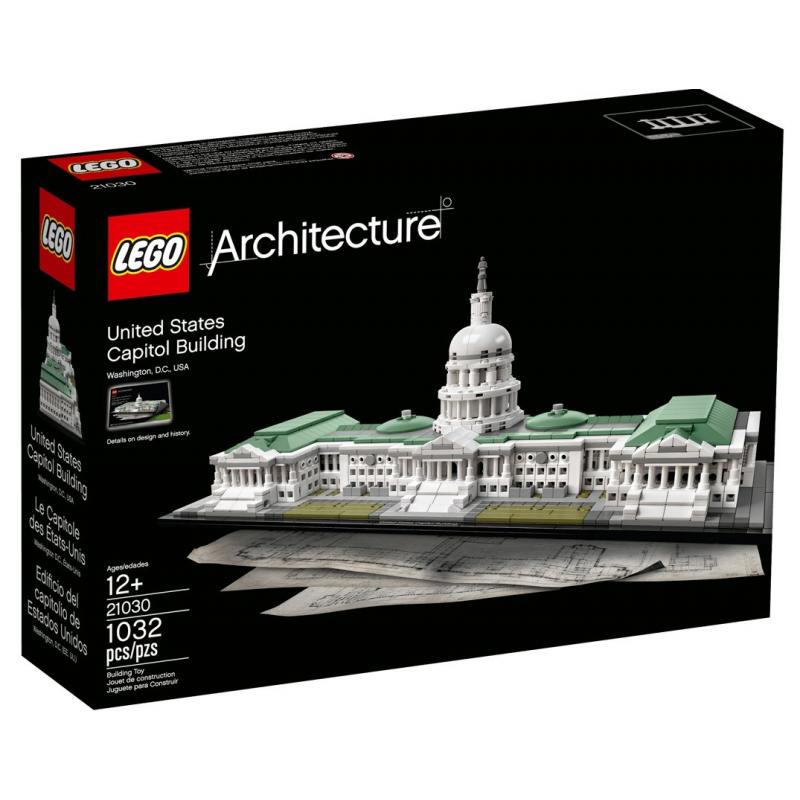 Campidoglio di Washington - Lego Architecture 21030