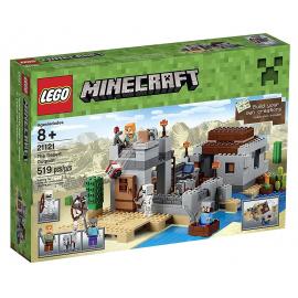 L'avamposto nel deserto - Lego 21121
