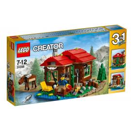 Baita sul lago - Lego Creator 31048