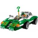 Il Riddle Racer di The Riddler (enigmista) - Lego Batman movie 70903