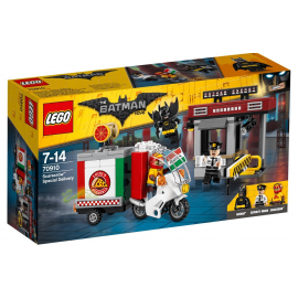 Consegna speciale di Scarecrow - Lego Batman movie - 70910