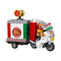 Consegna speciale di Scarecrow - Lego Batman movie - 70910