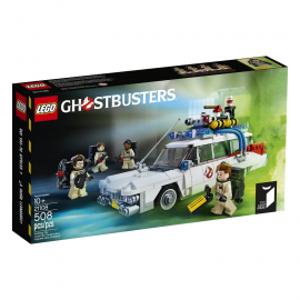 Ecto 1 - Lego Ghostbusters 21108