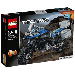 BMW R 1200 GS Adventure - Lego Technic 42063