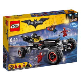 Batmobile - Lego Batman movie 70905
