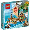 Il viaggio sull'oceano di Vaiana - Lego Disney 41150