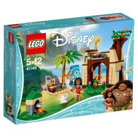 L'avventura sull'isola di Vaiana - Lego Disney 41149
