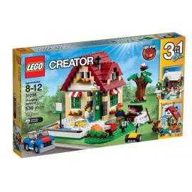 Le 4 Stagioni - Lego Creator - 31038