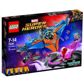 La Milano contro l'Abilisk - Lego Marvel Super Heroes 76081