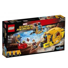 La vendetta di Ayesha - Lego Marvel Super Heroes 76080