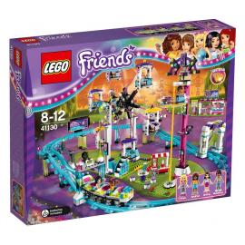 Le montagne russe del parco divertimenti - Lego Friends 41130