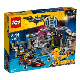 Scasso alla Bat-caverna - Lego batman movie 70909