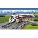 Treno passeggeri alta velocità - Lego City 60051