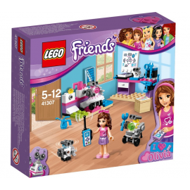 Il laboratorio creativo di Olivia - Lego Friends 41307