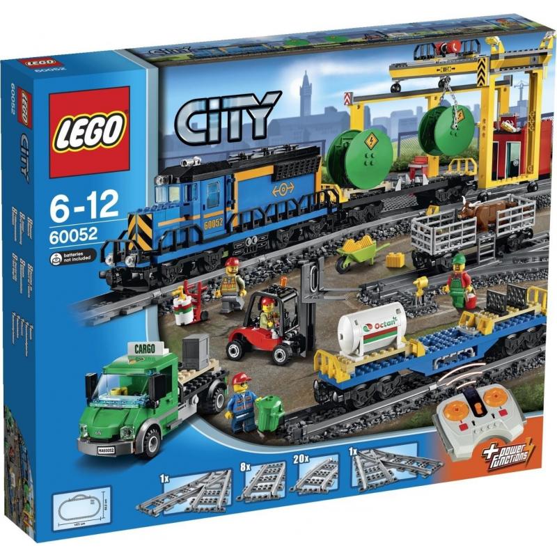 Treno merci - Lego City 60052