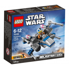 Resistance X-Wing Fighter - Lego Star Wars 75125