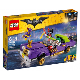 La famigerata lowrider di The Joker - Lego batman movie 70906