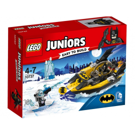 Batman™ contro Mr. Freeze™ - Lego Juniors 10737