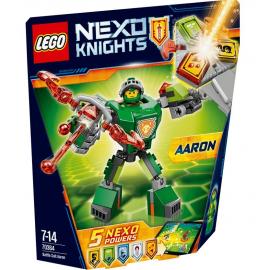 Aaron da battaglia - Lego Nexo Knight 70364