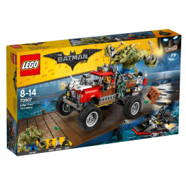 La Tail-Gator di Killer Croc - Lego Batman Movie 70907