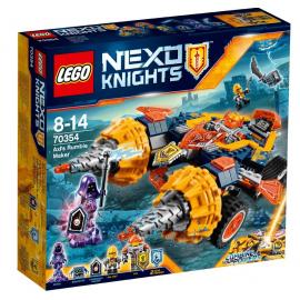 Frantumatore di Axl - Lego Nexo knights