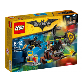 Duello della paura con Scarecrow - Lego Batman Movie 70913