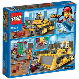 Bulldozer - Lego City 60074