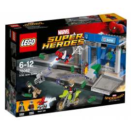 Rapina armata all'ATM - Lego Marvel Super Heroes 76082