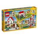 Villetta familiare modulabile - Lego Creator 31069