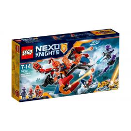 Dragone sgancia-robot di Macy - Lego Nexo Knights 70361