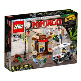 Inseguimento a NINJAGO® City - Lego Ninjago Movie 70607