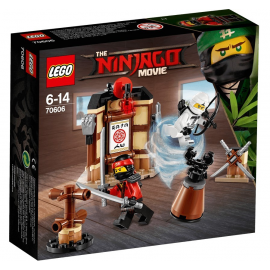 Addestramento Spinjitzu - Lego ninjago Movie 70606