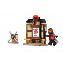 Addestramento Spinjitzu - Lego ninjago Movie 70606