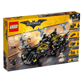 Ultimate Batmobile - Lego Batman Movie 70917