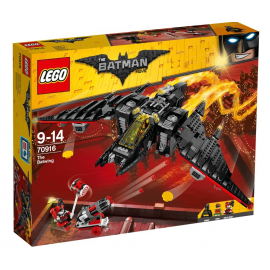 Bat-aereo - Lego Batman Movie 70916