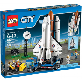 Base di lancio - Lego City 60080