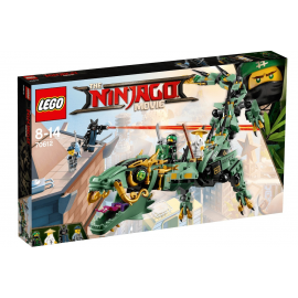 Drago Mech Ninja verde - Lego Ninjago Movie 70612