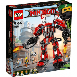 Mech di Fuoco - Lego Ninjago Movie 70615
