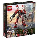 Mech di Fuoco - Lego Ninjago Movie 70615