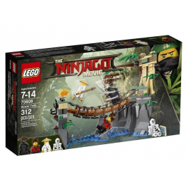 Cascate del Maestro - Lego Ninjago Movie 70608