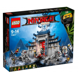 Tempio delle Armi Finali - Lego Ninjago Movie 70617