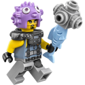 Idropattinatore - Lego Ninjago Movie 70611